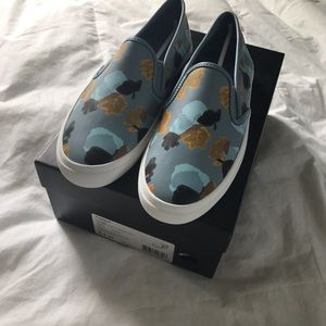Brand New Coach Cornflower Slip On Shoes
